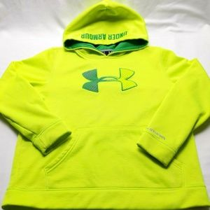Under Armour Storm Youth Large YLG Logo Hoodie